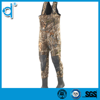 100% Waterproof Quality Neoprene Chest Waders at An Incredible Price