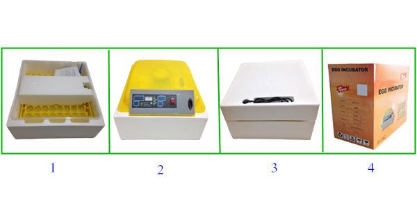 96 egg incubator instructions