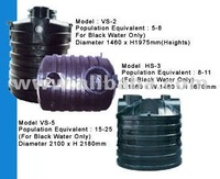 Polyethylene Septic Tanks