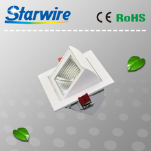TUV/CE/RoHS Aluminum trunk led 10W/15W/20W COB DOWN LIGHT