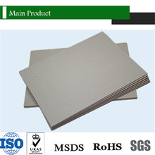 Grey/Black/Red/White Back Paper Board Thick Laminated Board