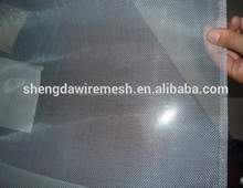 Aluminium Alloy Insect Screen/metal Screen For Radiator/aluminium Wire Mesh
