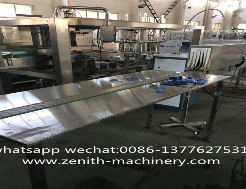 Brandy/ Rum/ Sweet Liqueur/ Small Scale Vodka / Wine/Beer Filling Machine Production Line