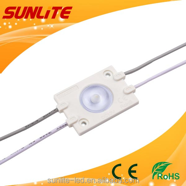 6500K white color single led module 3030 SMD back light for signage