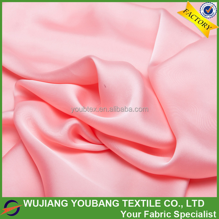 Free shipping hot sale cheap 50D soft polyester satin chiffon fabric