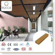 Foshan Rucca interior ceiling decorative panel, mobile home ceiling tiles 50*25mm best price building materials