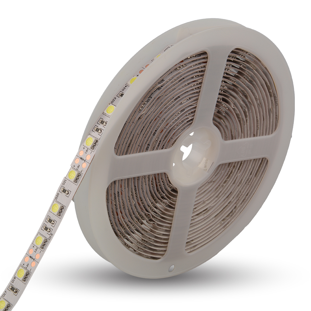 2700K-7000K color temperature changing 5V 12V 24V LED flexible strip light 3528 5050