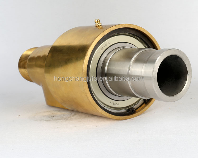 2 inch flange brass housing bearing pvc pipe fittings water rotary joint
