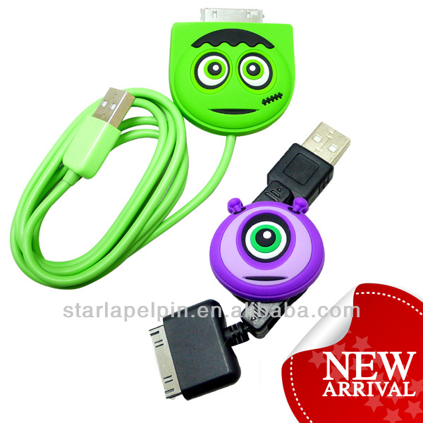 Colorful Micro USB2.0 Cable USB for cell phone