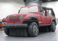 2015 hot giant inflatable jeep