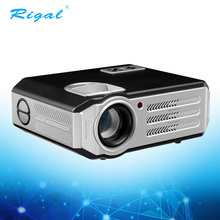 Durable hd 2500 lumens 4k video 1080p projector