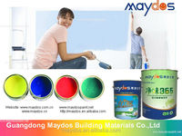 Non toxic washable home colors exterior protective coating