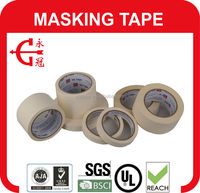 UV resistance pro strength GP masking tape paper tape