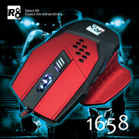 2014 New Hot Selling Products USB 6D Gaming Mouse