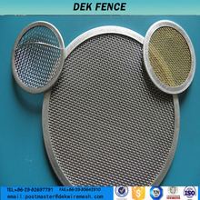 sand gravel screen mesh, mine sieving vibrating mesh