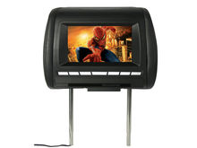 7 inch taxi lcd advertising monitor with motion sensor