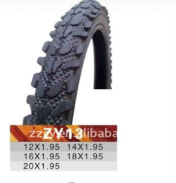 Hebei manufacturer direct durable child bike tire/cheap bike tires with OEM