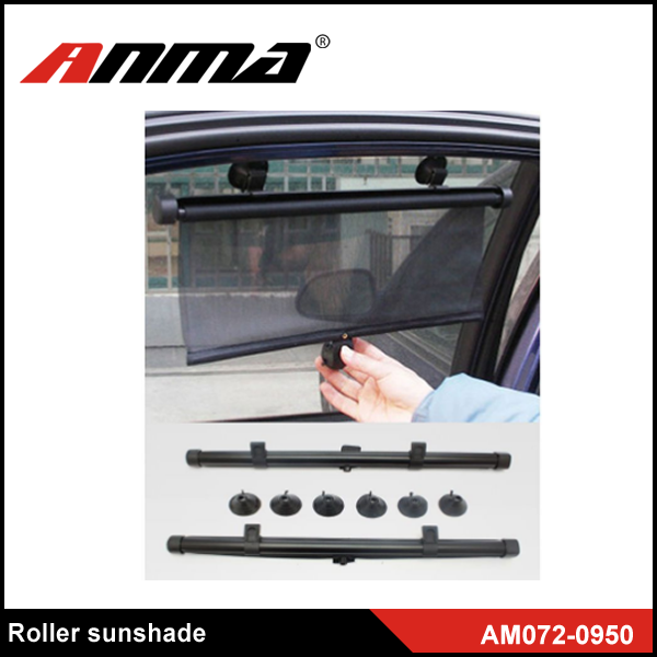 uv protection universal car window roller sunshade automatic sunscreen roller buy window. Black Bedroom Furniture Sets. Home Design Ideas