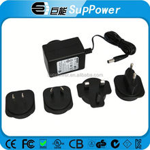 24W INTERCHANGEABLE ADAPTER 24w power adapter england version AC POWER SUPPLY/DC POWER SUPPLY