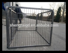 China factory high quality large Dog Kennels cheap chain link dog kennels