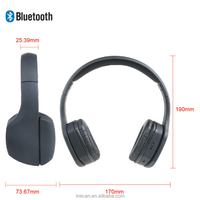 Bluetooth headphone with powerful bass