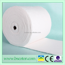 Medical Use Surgical Absorbent Cotton With Nonwoven Fabric