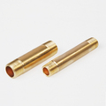 Hot Selling OEM Customized CNC Copper Precision Machined Parts For Pipe