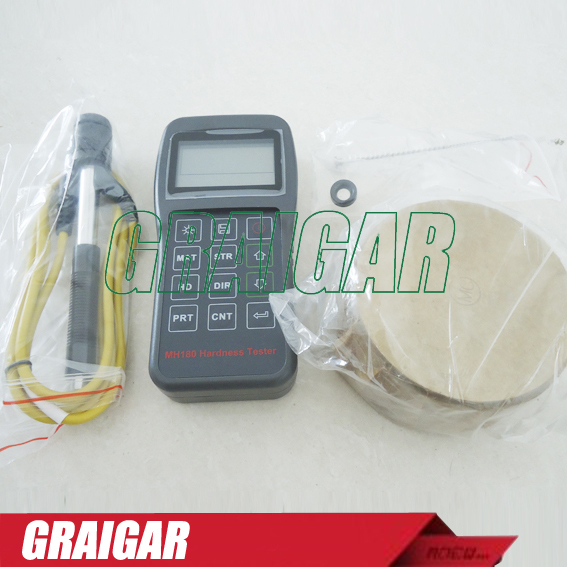 Portable Rebound Leeb Hardness Tester MH180