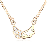 11036 imitation jewellery in dubai initial necklace
