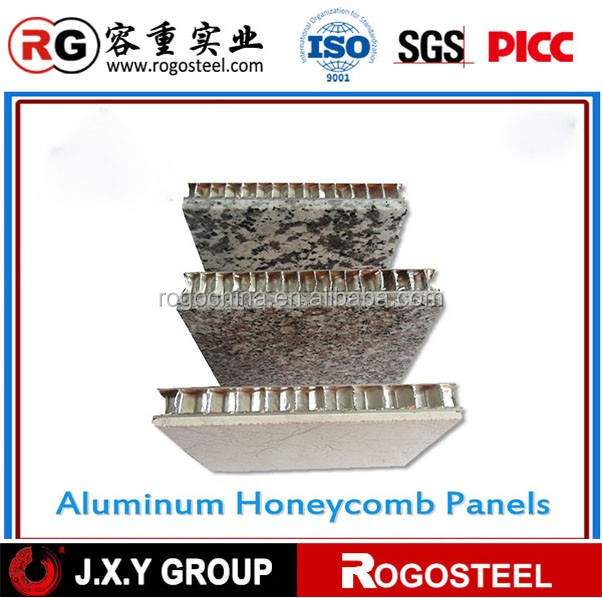 Aluminum foil indoor wall decoration panel with thickness 10/15/20mm