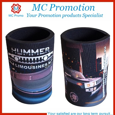 Custom Neoprene Can Cooler Holder