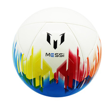 Wholesale official street promotional pvc pvc mini rubber pvc training pfofessional outdoor soccer ball