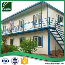 DESUMAN ready made pre manufactured cheap mini mobile modular2 story 1 bedroom homes
