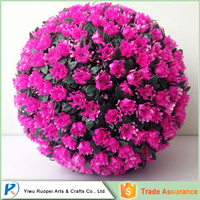 Wholesale China Factory artificial flower wreath