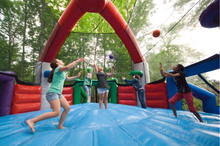 2015 Hot Inflatable Sports Games ,Defender Dome Game