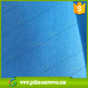 Sky blue color 75gsm spun bond pp non-woven upholstery fabric textile material for furniture ,car set cover