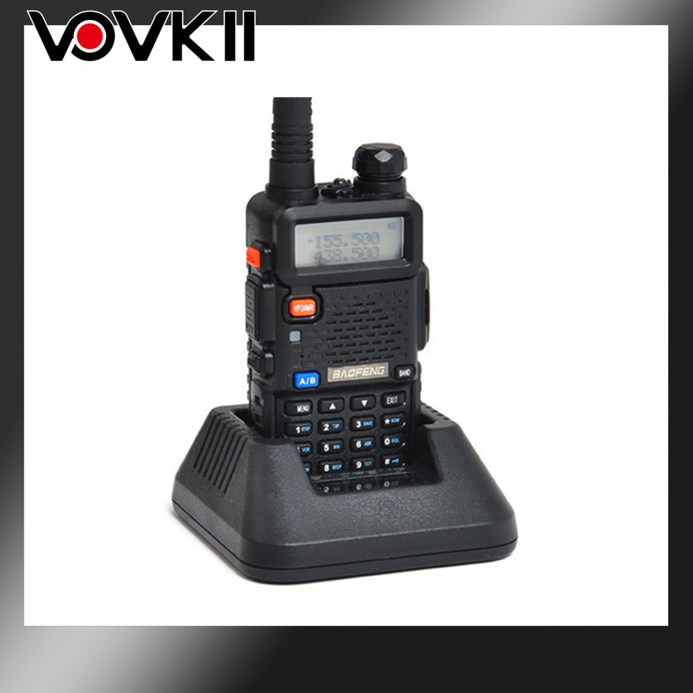 Multifunctional vhf radio 8 watts baofeng UV-5R