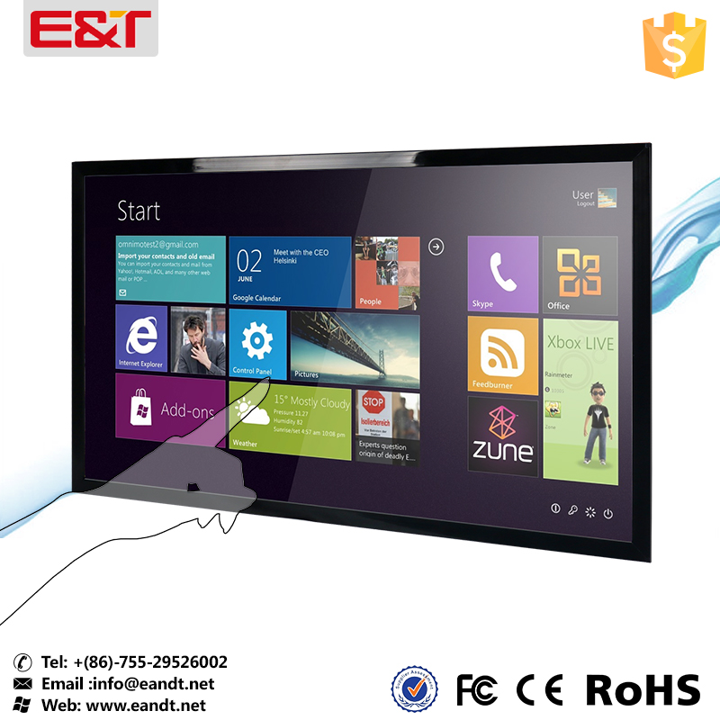 47 Inch USB IR Infrared multi touch screen overlay for TV/PC Monitor/Tablet/Kiosk
