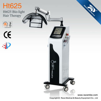 625nm red light therapy for hair grow faster salon beauty machine