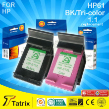 Wholesale ink Cartridge HP61 For HP HP61,new China products for sale