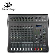 Low price broadcast mixing console pa system