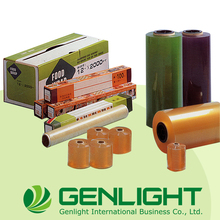 High quality PVC Food Wrap jumbo roll Stretch Film