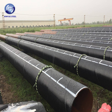 PIPE astm a252 grade 1 grade 2 grade 3 carbon spiral welded steel pipe 400mm diameter