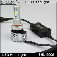 Perfect brightest h7 h8 h9 h10 h11 h16 9005 9006 high lumens 3000lm led motorcycle headlight bulbs