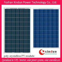 High efficiency 300W 36V Poly solar panel with CE Certificates