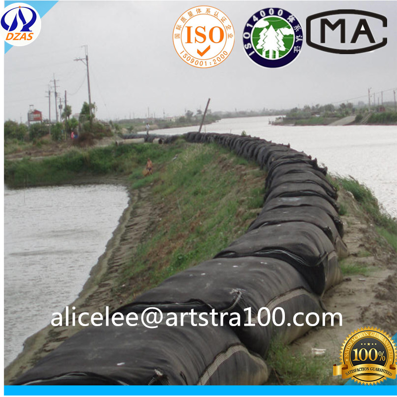 High Volume Dewatering Solution Geotube dewatering Geotube price