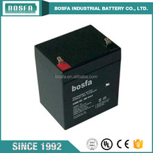 rechargeable valve regulated lead acid battery 12v 4.5ah battery power riding toys