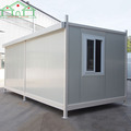 China factory 40ft 20ft luxury mobile prefab shipping container homes house