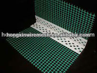 high quality PVC corner with fiberglass mesh