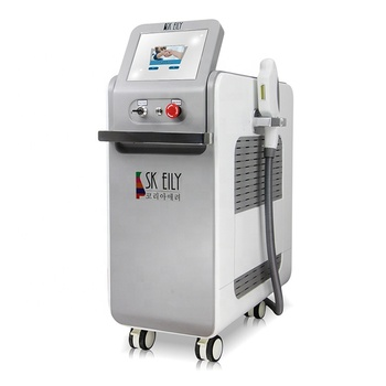 OPT filters 3 in 1 ipl machine for face treatment